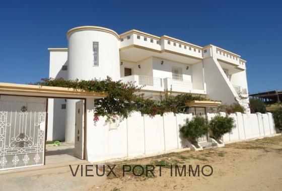 Immobilier djerba tunisie agence immobili re du vieux port for Acheter une maison en tunisie