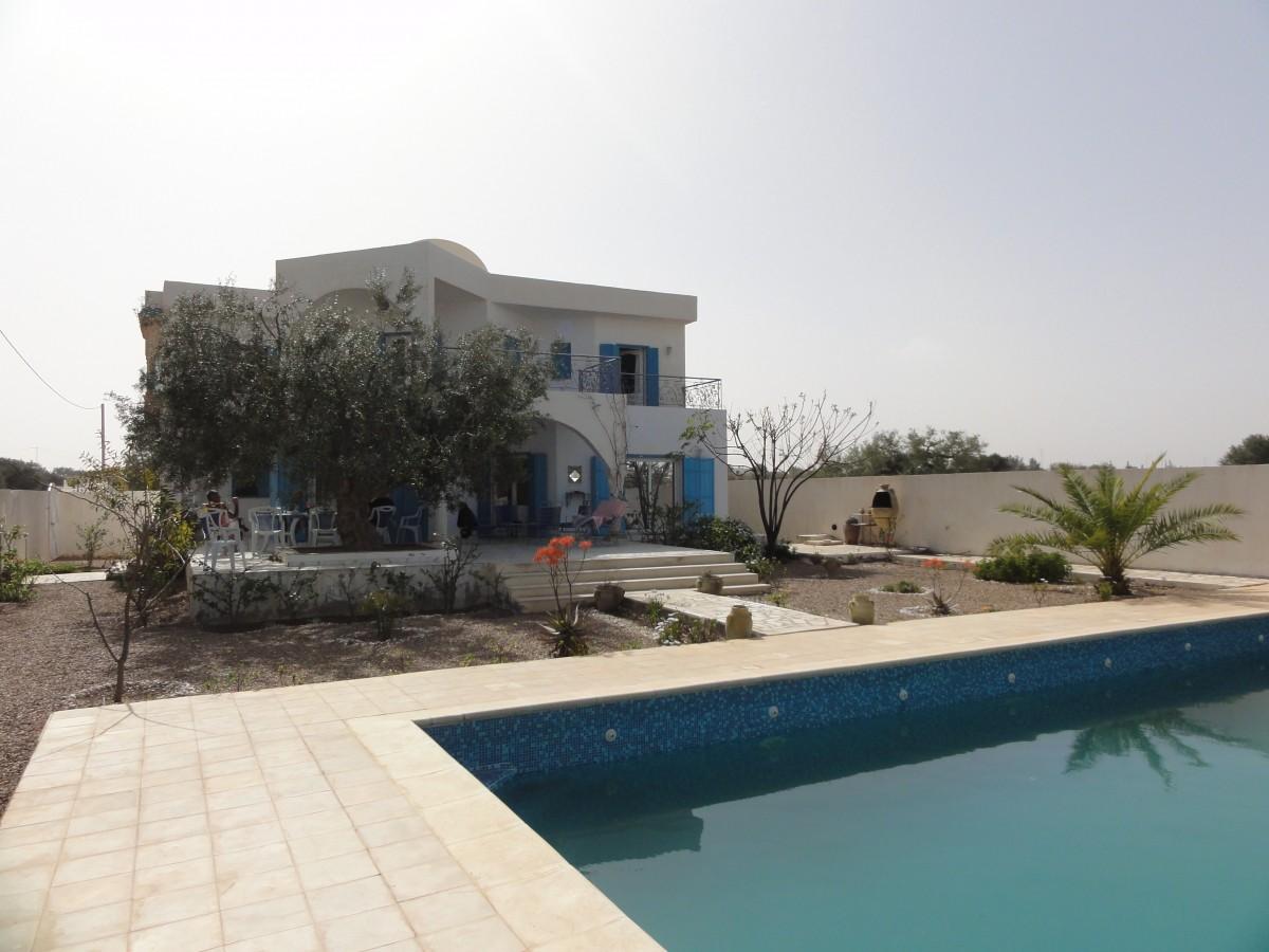 Salle De Bain Zarzis ~ A Vendre Villa R Cente Zarzis Sud Djerba