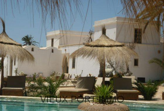 Agence immobili re du vieux port djerba tunisie for Acheter maison en tunisie