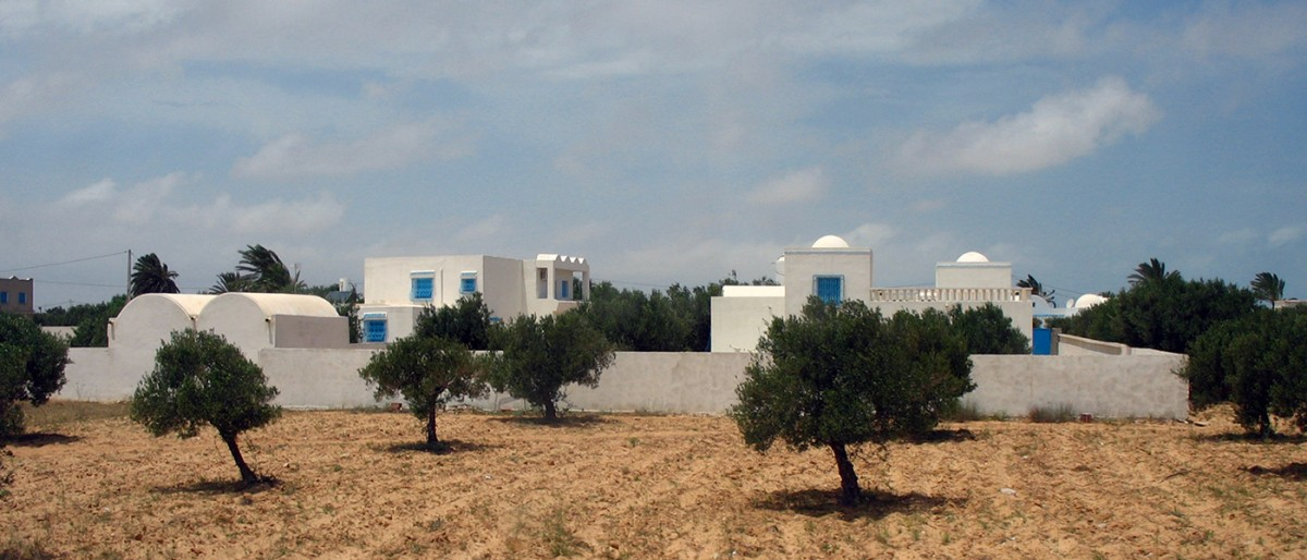 Riad / Houch à Djerba
